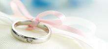 والپیپر حلقه ی ازدواج
